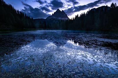 Lago d'Antorno