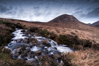 Mourne Mountains. Northern Ireland