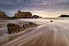 Playa de La Arnia