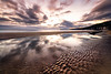 White Rocks Beach. Northern Ireland