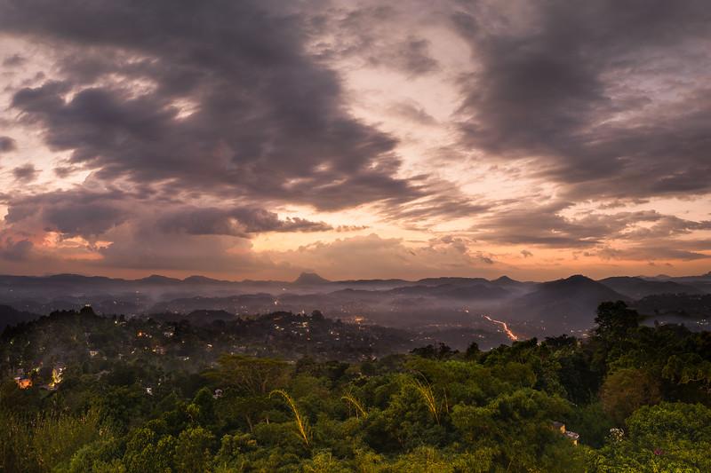 Sri Lanka Mountains #1