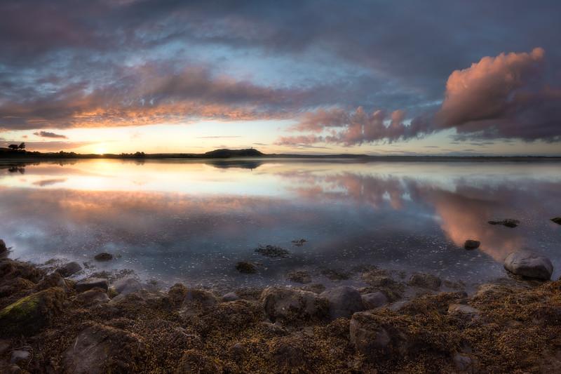 Strangford Lough. Northern Ireland.
