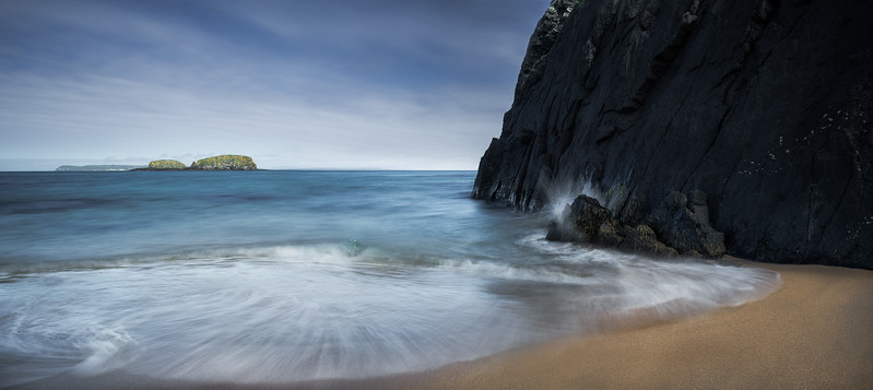 Seascape. Northern Ireland