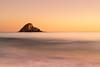 Sunrise on Dibba Rock