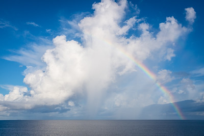 St Croix - Rainbox in the Caribbean