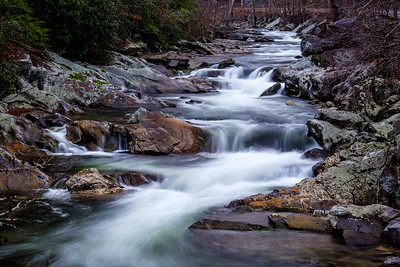 (so far)....The Great Smoky Mountain National Park in Tennessee.