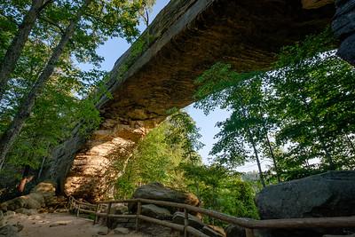Natural Bridge State Park - KY