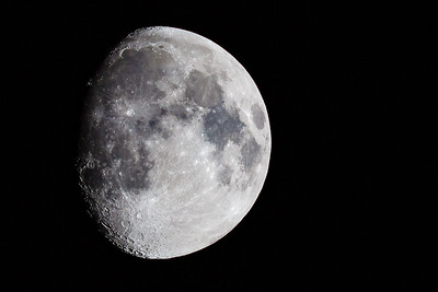 Moon at 800mm