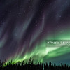 Northern Nights captured at Yellowknife, Canada on 28 Feb 2017