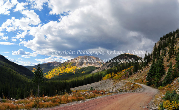 Hancock Pass to Pitkin, CO