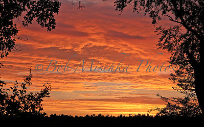 Whitewater sunrise Sept 1, 2014