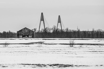 Natcher Bridge & Barn