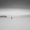 Ship & Buoy -- Golden Gardens Park, Seattle  (December, 2013)