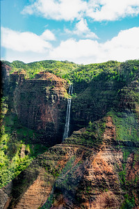Jurasic Falls, Kuiai Hawaii