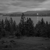 Early Morning from Deck -- Chelan, Washington (November 2010)