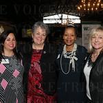 Ellie Yerkes, Susy Gessner, Anita Johnson-Moore and Karen Finlinson.
