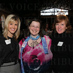 Amy Stuber, Celia Triplett and Leslie Boor.