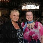 Karen Milliner and Celia Triplett.