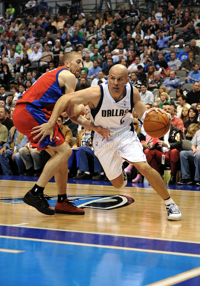 March 23rd, 2010  <br /> \_____________________________________<br /> in a game between the Los Angeles Clippers and the Dallas Mavericks at the American Airlines Center in Dallas, Texas.<br /> Dallas wins 106-96