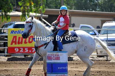 NBHA Barrel Racing At Rafter D Ranch Aug. 11th 2019