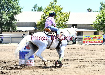 NBHA Barrel Racing At Rafter D Ranch July 15th. 2018