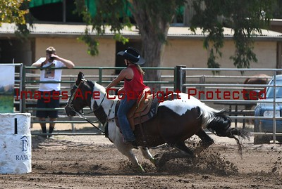 NBHA District 8 Barrel Race Youths and Novice August 20th. 2016