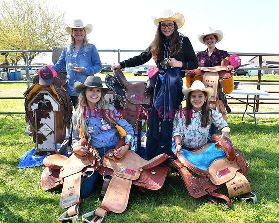 NBHA District 8 CA Barrel Race At Rafter D Ranch 4/7/19