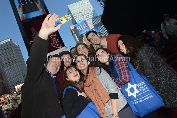 Nefesh B'Nefesh Aliyah Mega Event 2014