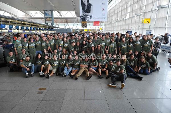 Nefesh B'Nefesh Soldiers 8-2011