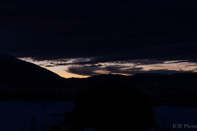 Sunrise Dec 17