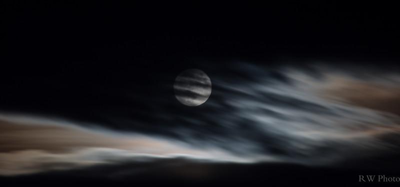 Full moon Dec 16