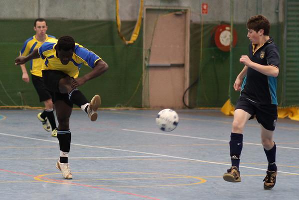 NBSC Futsal 2011