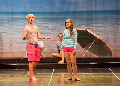 Act II - Surfs Up