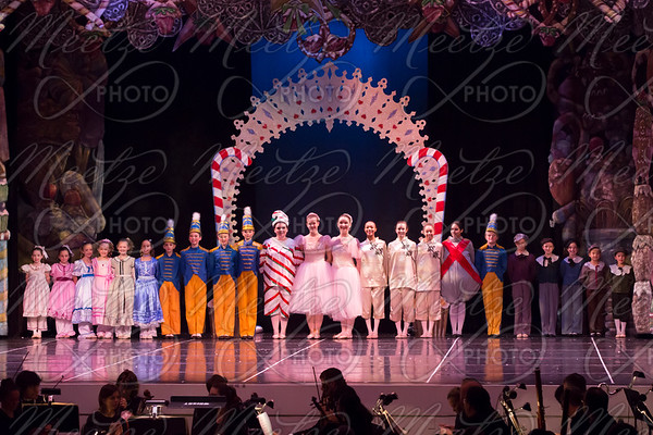 Curtain Call and Group Portraits