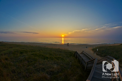 Beach Sunrise - North Carolina Collection