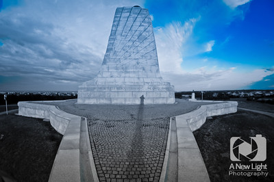 Wright Brothers Memorial- North Carolina Collection