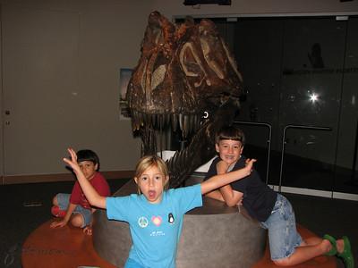 Natural Sciences Museum 080110