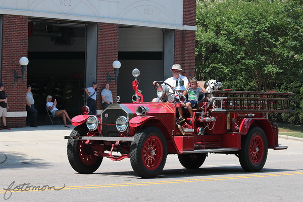 Fire Truck Parade 2018