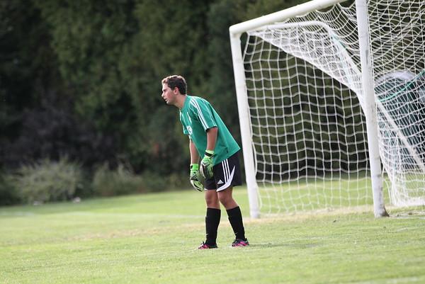 NC Varsity Soccer - Darien 9.20.16