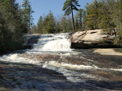 Bridal Veil Falls (DuPont State Forest)