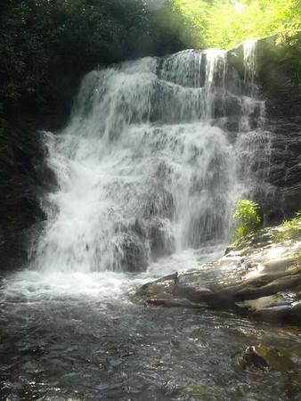 Enloe Creek Falls