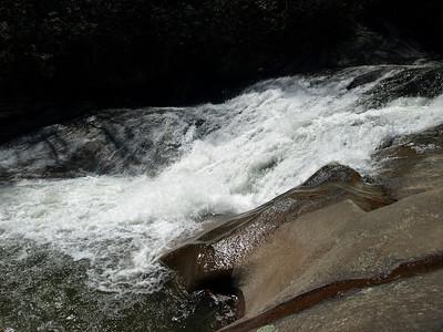 Gragg Prong Waterfalls