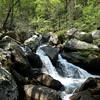 High Shoals Falls Lower Cascades