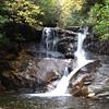 Waterfall on Whiteoak Creek