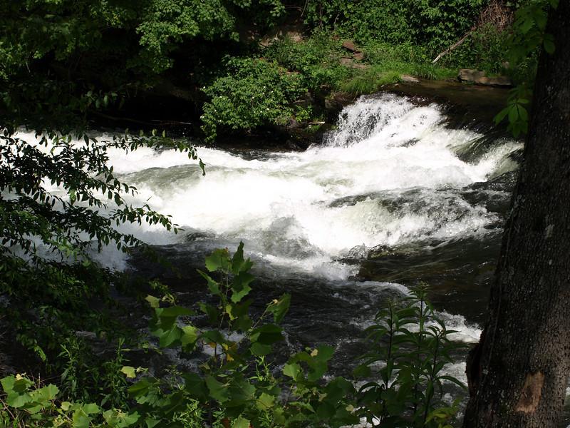 Wesser Falls