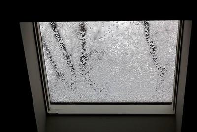 Rain to  sleet to snow - March weather!