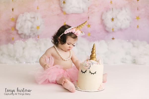 Cake Smash Raleigh NC