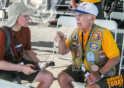 Anthony DiSalvo Has Attended Nearly Every National Jamboree