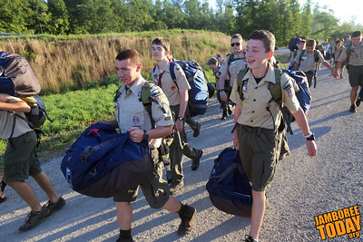 Welcome to the 2013 National Scout Jamboree