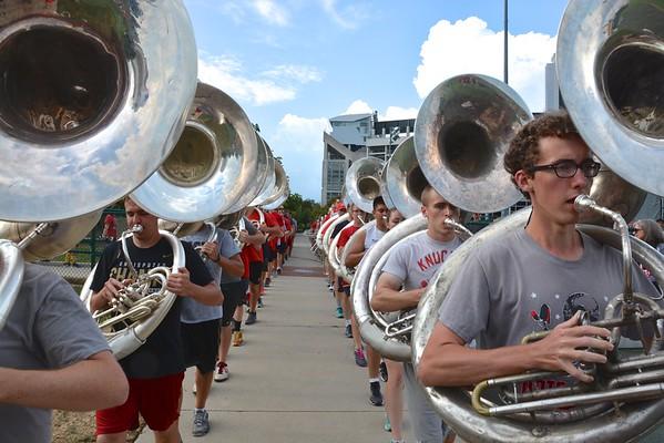 OSU Marching Band Night